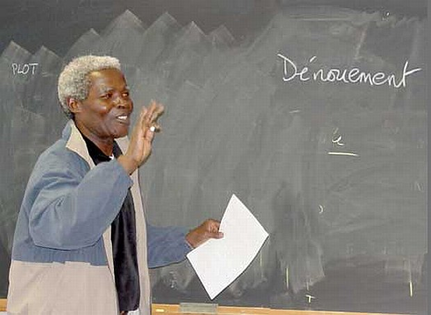 Ayi Kwei Armah, African classic author