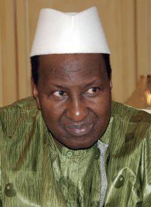 Alpha Oumar Konare