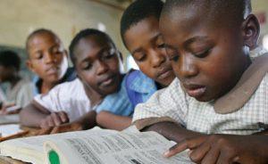 English Namibia's education system