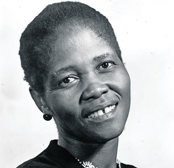 Lucy Mvubelo