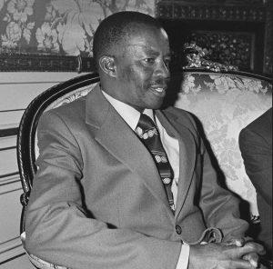 Quett Ketumile Masire