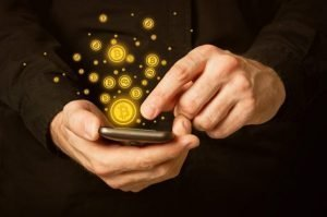 Earn Bitcoin with your Phone