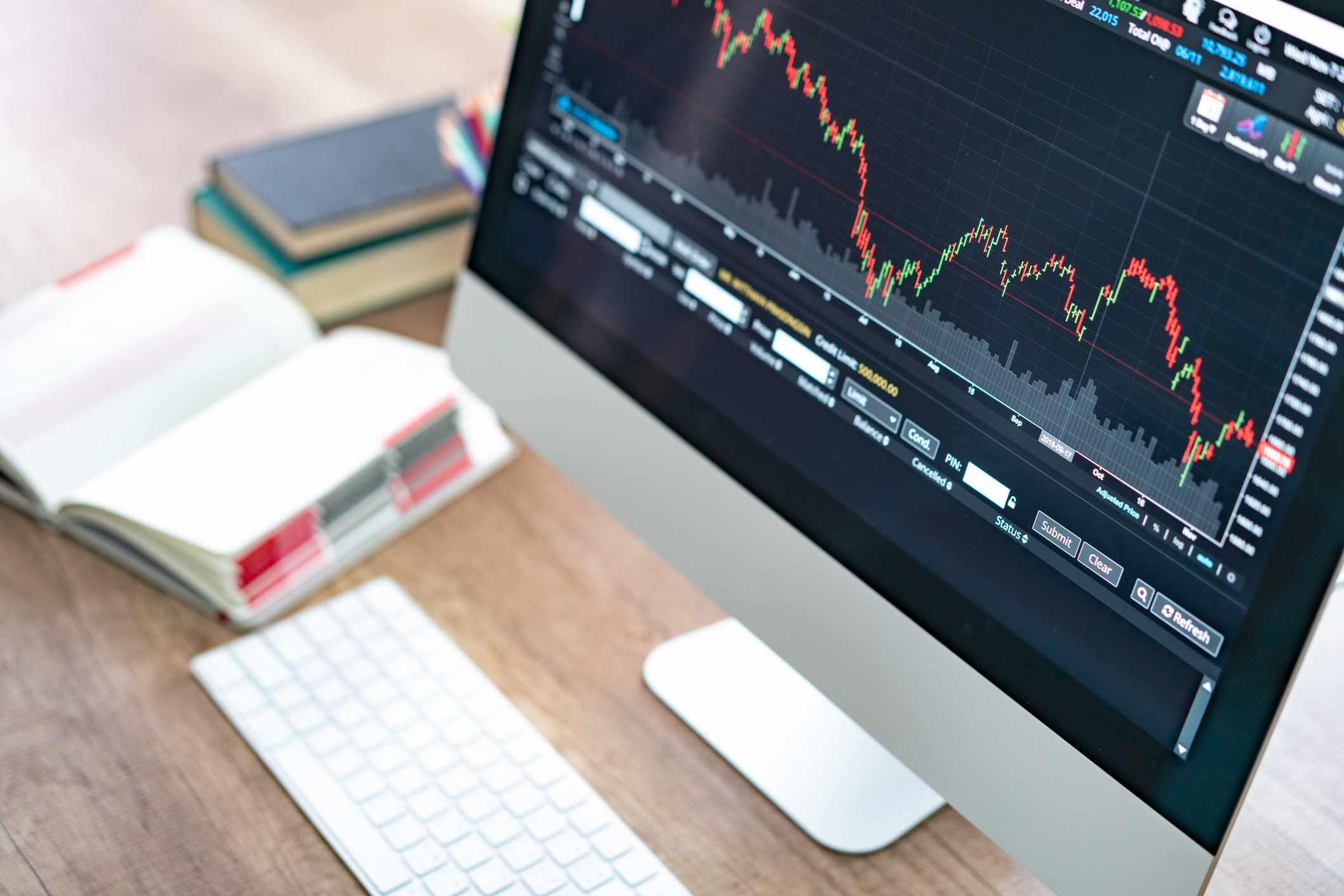 Trading Boom and Crash Markets
