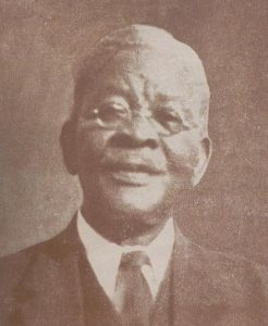 Walter Benson Rubusana