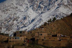 3. the High Atlas Mountains