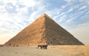 Pyramid of Khufu Egyptian Pyramids
