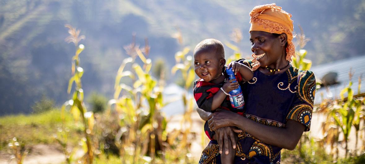 Rwandan Proverbs