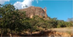 nzambani rock