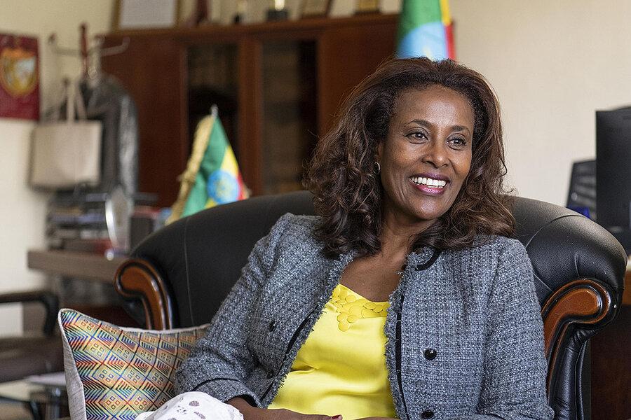 African female leaders